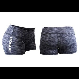 Rogue Wide Band WOD Booty Shorts